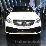 Mercedes-AMG GLE 63 Coupe front at the 2015 Chengdu Motor Show