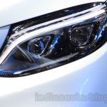 Mercedes-AMG GLE 63 Coupe headlight at the 2015 Chengdu Motor Show