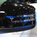 Mercedes-AMG GLE 63 Coupe wing mirror at the 2015 Chengdu Motor Show