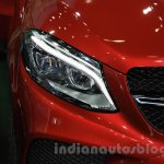 Mercedes-Benz GLE 450 AMG Coupe headlight at the 2015 Chengdu Motor Show
