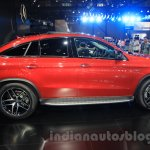 Mercedes-Benz GLE 450 AMG Coupe profile at the 2015 Chengdu Motor Show