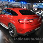 Mercedes-Benz GLE 450 AMG Coupe rear quarter at the 2015 Chengdu Motor Show