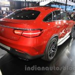 Mercedes-Benz GLE 450 AMG Coupe rear quarters at the 2015 Chengdu Motor Show