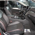Mercedes-Benz GLE 450 AMG Coupe seats at the 2015 Chengdu Motor Show
