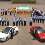 Mercedes CLA India local production