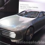 Mercedes Concept IAA front three quarters at IAA 2015