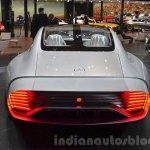 Mercedes Concept IAA rear at IAA 2015