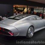 Mercedes Concept IAA rear three quarters right at IAA 2015