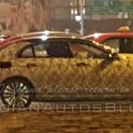 Mercedes E Class 2017 (Mercedes W213) side caught in Dubai