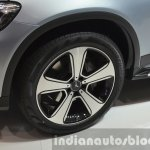 Mercedes GLC accessories 20-inch five-spoke alloy wheel at IAA 2015