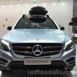 Mercedes GLC accessories front at IAA 2015