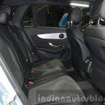 Mercedes GLC accessories rear seat at IAA 2015