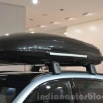 Mercedes GLC accessories roof box and carrier at IAA 2015