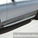 Mercedes GLC accessories side step at IAA 2015
