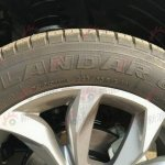 Near production version of Mazda Koeru Concept spied alloy wheel