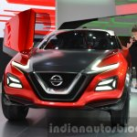 Nissan Gripz Concept foglamp at IAA 2015
