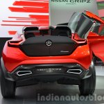Nissan Gripz Concept ground clearance at IAA 2015