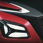 Nissan Gripz Concept headlamp and foglamp teaser