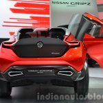 Nissan Gripz Concept rear fascia at IAA 2015
