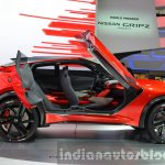 Nissan Gripz Concept seats at IAA 2015