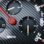 Nissan Gripz Concept speedometer needle teaser