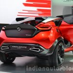 Nissan Gripz Concept taillamp and rear bumper at IAA 2015