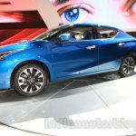 Nissan Lannia front quarter at the 2015 Chengdu Motor Show