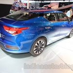 Nissan Lannia rear quarters at the 2015 Chengdu Motor Show
