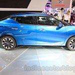 Nissan Lannia side at the 2015 Chengdu Motor Show