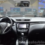 Nissan Navara NP300 dashboard interior at IAA 2015