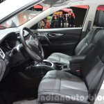 Nissan Navara NP300 front seats at IAA 2015