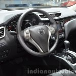Nissan Navara NP300 interior at IAA 2015