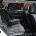Nissan Navara NP300 rear seats legroom at IAA 2015