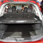Nissan X-Trail boot at the 2015 Chengdu Motor Show