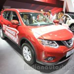 Nissan X-Trail front quarter at the 2015 Chengdu Motor Show