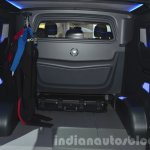 Opel Vivaro Surf Concept boot space at IAA 2015