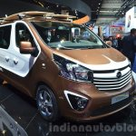 Opel Vivaro Surf Concept front three quarters at IAA 2015
