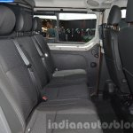 Opel Vivaro Surf Concept rear seat at IAA 2015