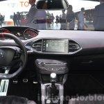 Peugeot 308 GTI dashboard at IAA 2015