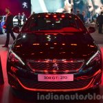 Peugeot 308 GTI front at IAA 2015