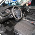 Peugeot 408 Glory Edition interior at the 2015 Chengdu Motor Show