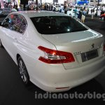 Peugeot 408 Glory Edition rear at the 2015 Chengdu Motor Show
