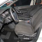 Peugeot 408 Glory Edition seats at the 2015 Chengdu Motor Show