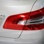 Peugeot 408 Glory Edition taillight at the 2015 Chengdu Motor Show