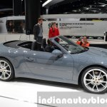 Porsche 911 Carrera Cabriolet facelift (991.2) side at the IAA 2015