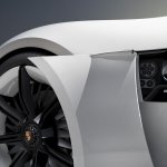 Porsche Mission E charging port unveiled at the VAG Night