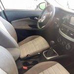 Production Fiat Aegea dashboard spied