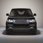 Range Rover Sentinel front unveiled