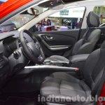 Renault Kadjar front seats at IAA 2015