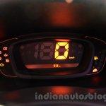 Renault Kwid cluster launched India